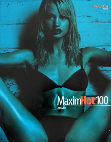 Maxim HOT 100 2000/2001