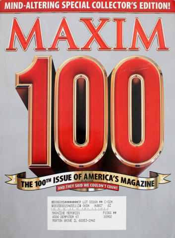 Maxim ISSUE 100