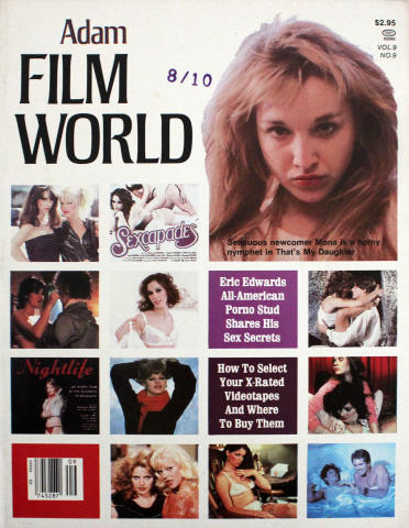 Adam FILM WORLD Vol. 9 No. 9