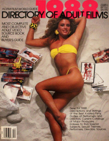 Adam DIRECTORY OF ADULT FILMS 1988