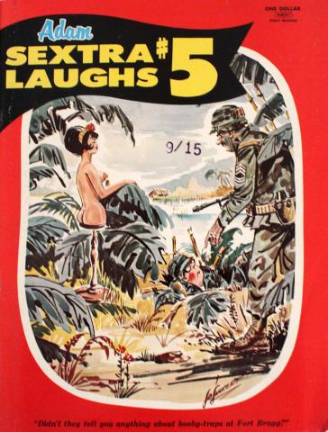 Adam SEXTRA LAUGHS #5