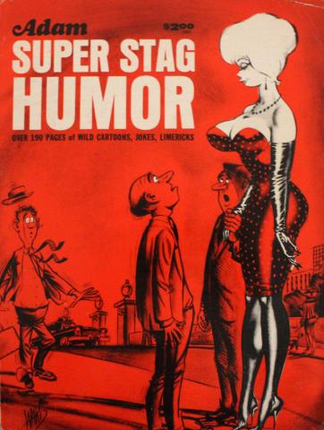 Adam SUPER STAG HUMOR #1