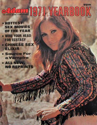 Adam 1971 YEARBOOK