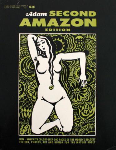 Adam AMAZON EDITION #2