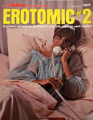 Adam Special Edition EROTOMIC #2
