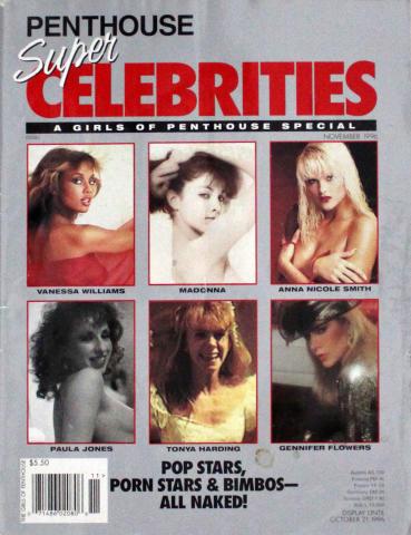 Penthouse Super Celebrities
