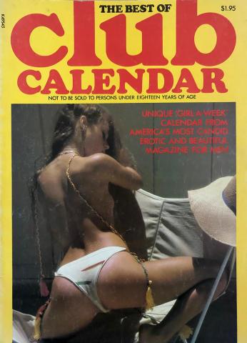 Club 1977 CALENDAR