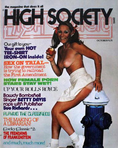 High Society Vol. 1 No. 6