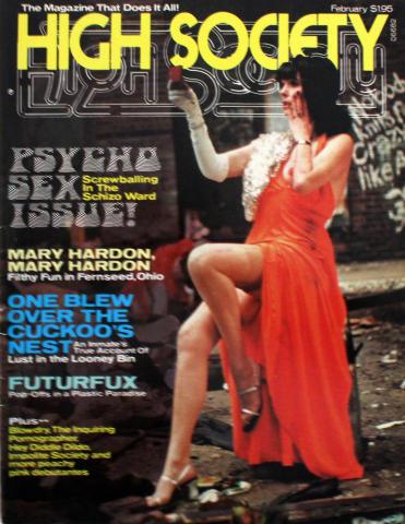 High Society Vol. 1 No. 10