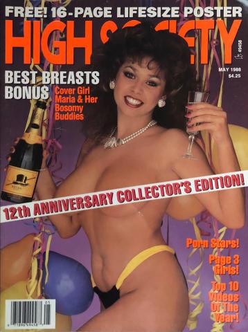 High Society 12th ANNIVERSARY