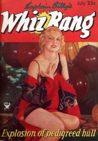Capt. Billy's Whiz Bang Vol. IX No. 189