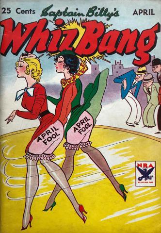 Capt. Billy's Whiz Bang Vol. IX No. 186