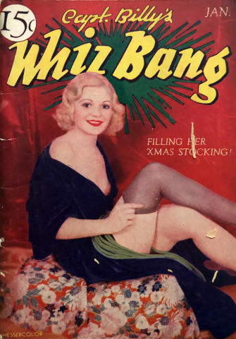 Capt. Billy's Whiz Bang Vol. VII No. 171
