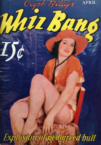 Capt. Billy's Whiz Bang Vol. VII No. 174