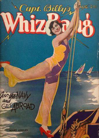 Capt. Billy's Whiz Bang Vol. XII No. 141