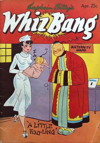 Capt. Billy's Whiz Bang Vol. XI No. 210