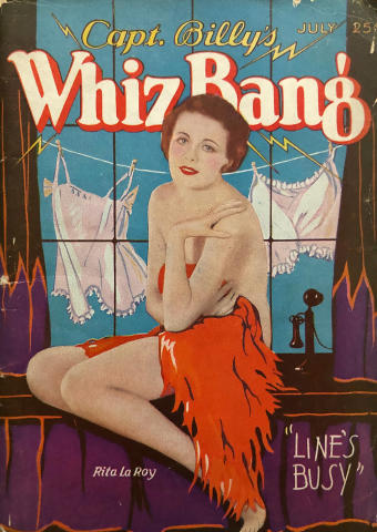 Capt. Billy's Whiz Bang Vol. XII No. 140