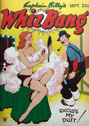 Capt. Billy's Whiz Bang Vol. IX No. 191