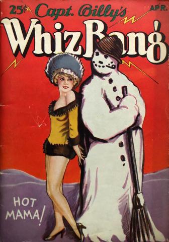 Capt. Billy's Whiz Bang Vol. XI No. 124