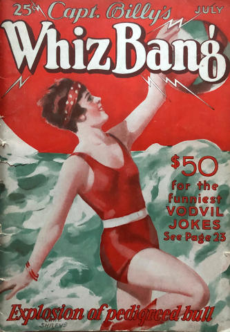 Capt. Billy's Whiz Bang Vol. IX No. 101