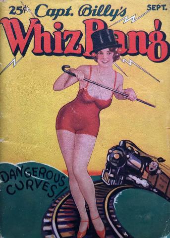 Capt. Billy's Whiz Bang Vol. XI No. 129
