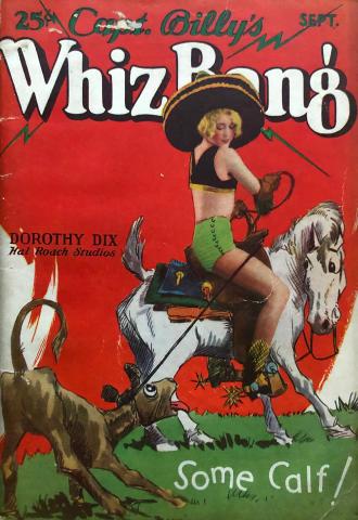 Capt. Billy's Whiz Bang Vol. X No. 116