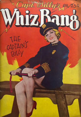 Capt. Billy's Whiz Bang Vol. XIII No. 150