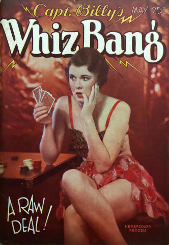 Capt. Billy's Whiz Bang Vol. XIV No. 151
