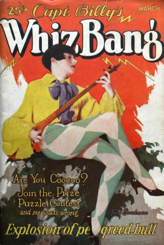 Capt. Billy's Whiz Bang Vol. X No. 110