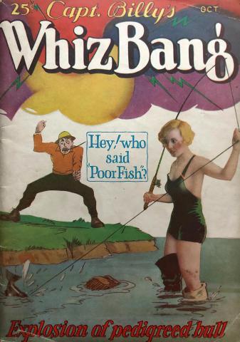 Capt. Billy's Whiz Bang Vol. X No. 117