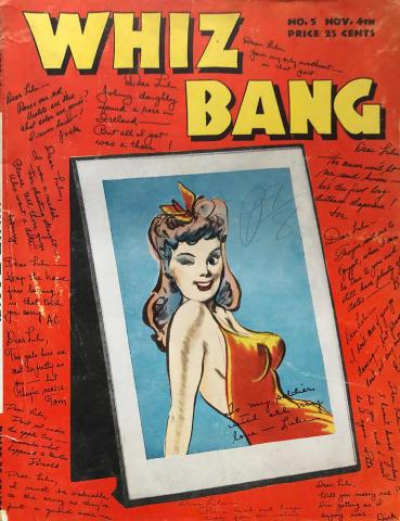 Whiz Bang Vol. 1 No. 5