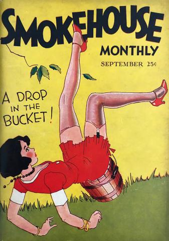 Smokehouse Vol. 8 No. 45
