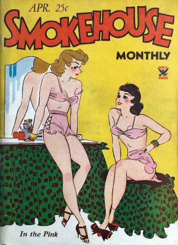 Smokehouse Vol. 12 No. 88