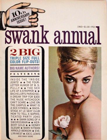 Swank 10th ANNIVERSARY