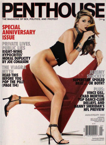 Penthouse Special Anniversary Edition