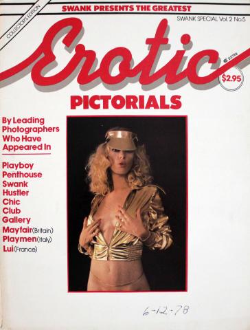 Swank Erotic Pictorials Vol. 2 No. 5