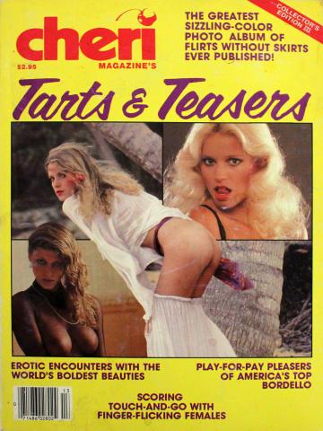 Cheri TARTS & TEASERS