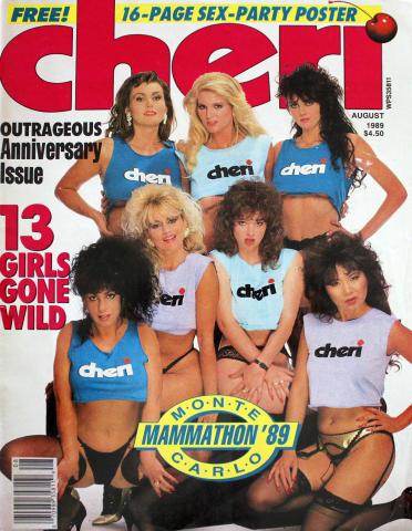 Cheri ANNIVERSARY ISSUE
