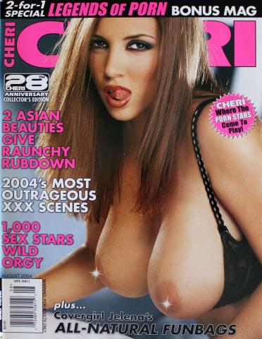 Cheri ANNIVERSARY ISSUE 28