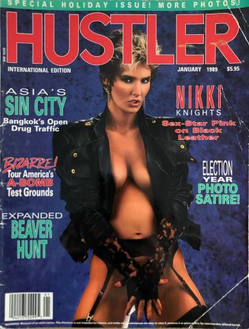 Hustler International Edition