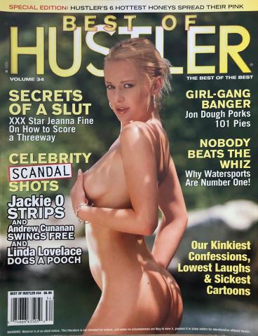 The Best of Hustler #34