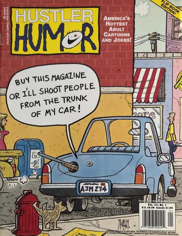 Hustler HUMOR