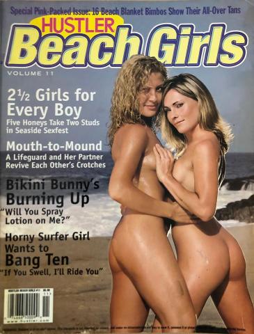 Hustler Beach Girls Vol. 11
