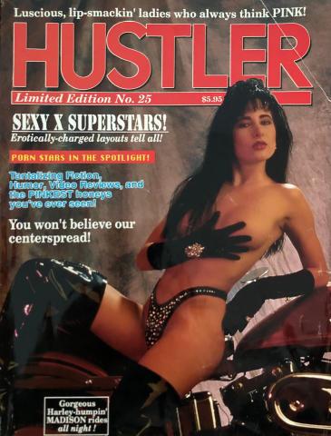 Hustler Limited Edition No. 25