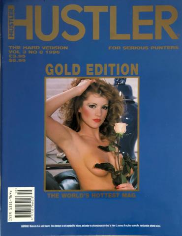 Hustler GOLD EDITION Vol. 3 No. 8