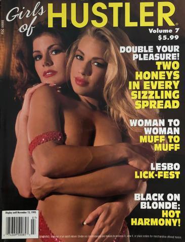 Girls of Hustler Vol. 7