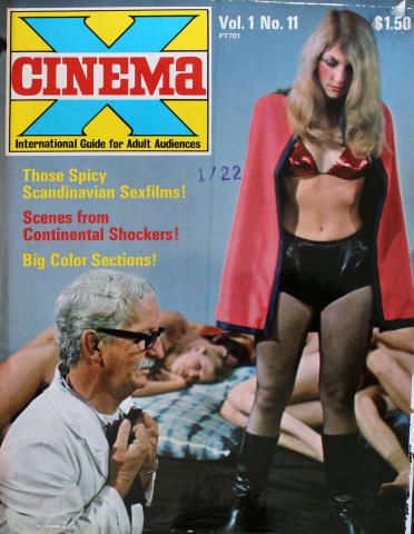 Cinema X Vol. 1 No. 11