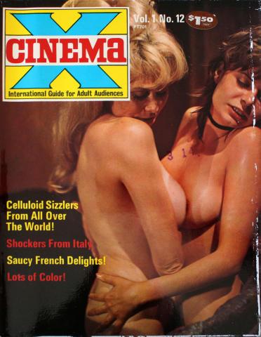 Cinema X Vol. 1 No. 12