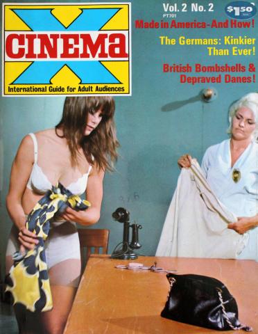 Cinema X Vol. 2 No. 2