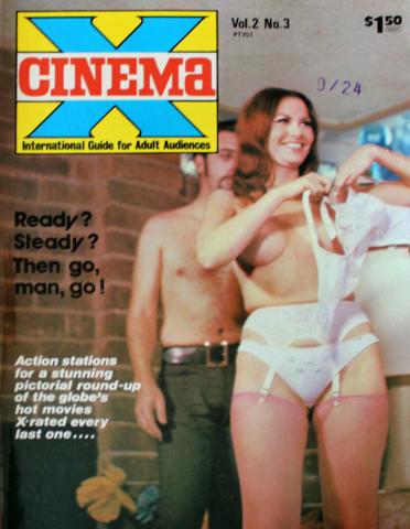 Cinema X Vol. 2 No. 3